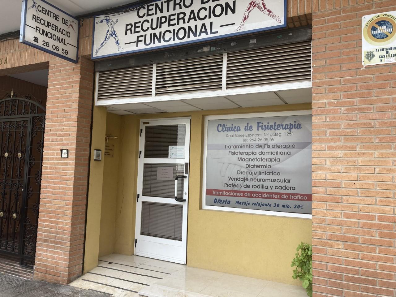 Centro de recuperación funcional