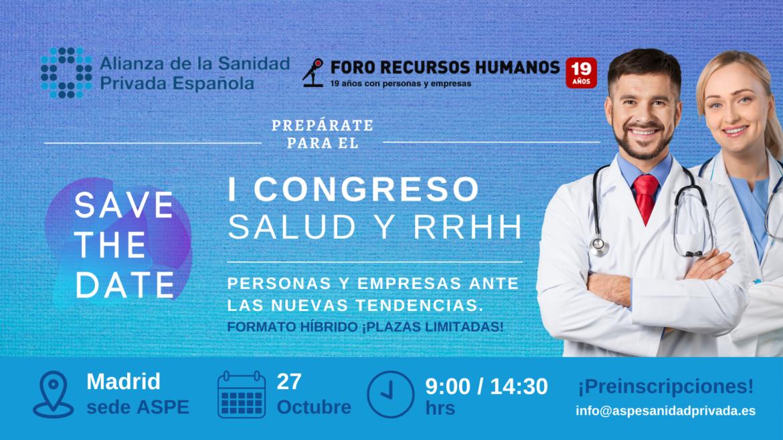 Congreso Salud y RRHH ASPE